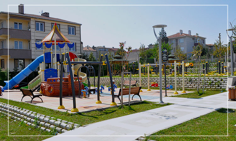 Park ve Peyzaj Çalışmaları